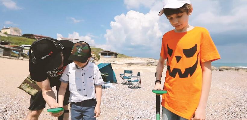 Nokta Kids & Children metal detector